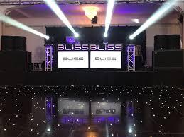 Dj Lighting Hire London Bliss Entertainment A Birmingham Based Company That