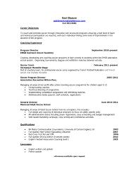 Coaching Resume Example Hockey Coaching Resume Examples Dadajius 14