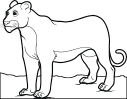 mountain coloring pages of mountains lion for s page free printable plus mountain lion coloring pictures