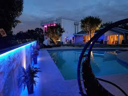 Patio Accent Lights Residential Led Strip Lighting Projects From Flexfire Leds