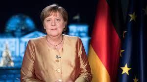 Neujahrsansprache: Merkel ruft zum ...