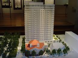 architectural engineering models. An Architectural Model Promoting A Highrise Condominium Engineering Models S