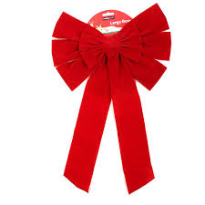 Red Large Gift Bow 53Cm | Hobbycraft
