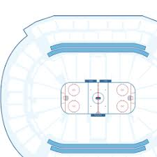 Prudential Center Interactive Hockey Seating Chart