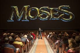 moses will be sight sound s next biblical ion