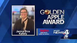 Golden Apple - Janice Kafafy