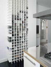 island wine storage idea