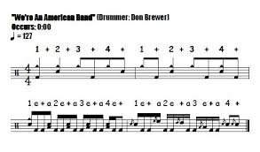 Drum Charts Pin By Brookside Drums On Drum Sheet Music In 2019 Drum