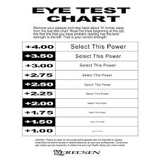 Reading Vision Test Chart Reading Glasses 4 Pairs Quality Spring Hinge Stylish Designed Women Glasses For Reading 1 25 4
