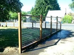 hog wire fence alluringlyshortcom