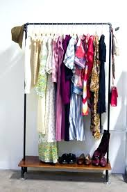 portable wardrobe closet on wheels best of built your own pipes id