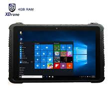 2020 10 Inch RAM 4GB Mạnh Mẽ Máy Tính Bảng Windows 10 Pro Hệ Điều Hành  Intel Core Z8350 Chống Sốc Chắc Chắc Viên Ngoài Trời RJ45 10000MAH Máy Tính  Bảng Android