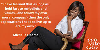 Michelle Obama Quotes Gorgeous 48 Of The Most Inspiring Quotes From Michelle Obama InnovateHer
