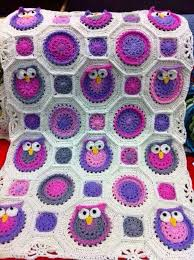 Crochet Owl Blanket Pattern Free New Crochet Owl Blanket I'm Obsessed With These Crocheted Owls