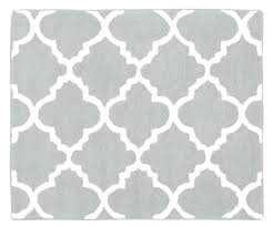 gray trellis rug in living room blue grey australia