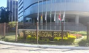 Resultado de imagem para TRIBUNAL REGIONAL FEDERAL DE PÓRTO ALEGRE