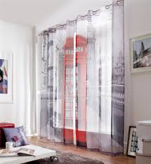 Paris Curtains For Bedroom London Curtains Ebay