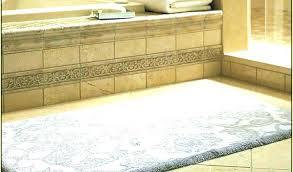 bath rug runner 24 x 60 bathroom rugs x trendy rug runner for bath wonderful with