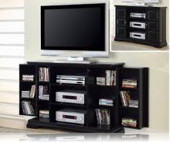tv stand with storage. Interesting With Black Media Storage TV Stand Inside Tv With A