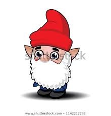 Image result for cartoon illustration of gnome