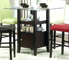 diy bar height table pub counter desk and chairs round dining set craft with storage pallet farm