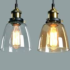 replacement light globes glass