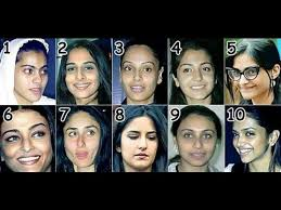 top 20 bollywood actress without makeup latest images of all actress this video contain top 10 bollywood actress without makeup images