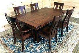 real wood dining sets unique table dinning tables great solid and chairs ebay