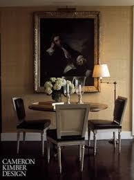 design crush cameron kimber the glam pad find this pin and more on louis xvi style dining chair