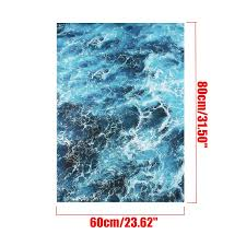 Generic Modern <b>Blue Sea</b> Life Quote <b>Poster</b> Print <b>Nordic</b> Home ...