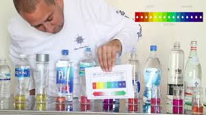 Bottled Water Acidity Chart The Truth Behind Bottled Water Ph Level Water Test