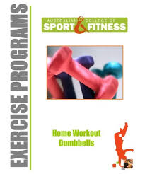 dumbbell workout chart pdf