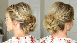 Lace Hair Style lace braid homeing updo missy sue youtube 5515 by wearticles.com