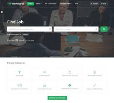 15 best job board themes and plugins for your next awesome job workscout job board wordpress theme