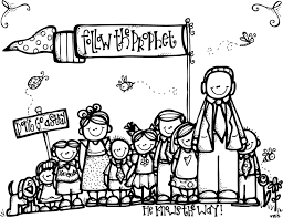 Small Picture free lds clipart to color for primary children lds coloring pages