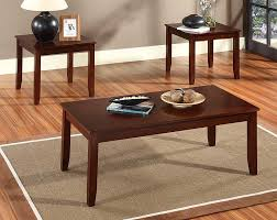 brantley dark 3 piece table set