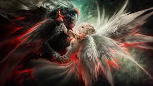 lucifer angel form run lucifer run dear introvert