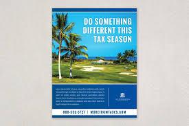 Tax Flyer Design Professional Tax Preparation Flyer Template Taxseason
