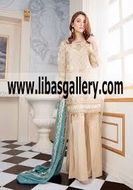 Pakistani Designer Dresses In Toronto Maryum N Maria Shamrock Collection 2018 Pakistan Ethereal