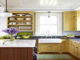 yellow country kitchens. 1 Yellow Country Kitchens E