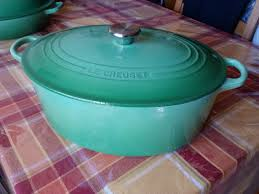 discontinued le creuset colors. Interesting Colors Le Creuset French Oven Oval Rosemary Intended Discontinued Colors