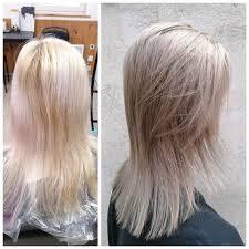 Zrzavé Vlasy S Blond Melírem