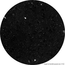 fy r60bl black marble round table top 600
