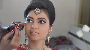 gujarati bridal makeup tutorial full video step wise indian gujarati bride