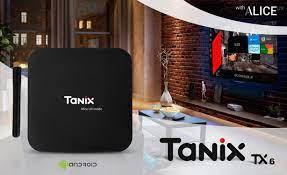 Tanix TX6 TV Box powered by Allwinner H6 SoC (Promo)