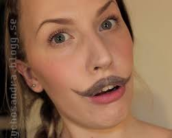se theatrical theater makeup makeup and face hair another version of a wrong mustache