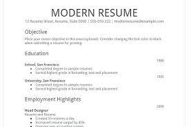 Basic Sample Resume Basic Resume Samples Resume Examples As Good