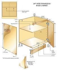 building base cabinets part 3