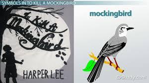 To Kill A Mockingbird Themes Symbols Imagery