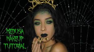 medusa makeup tutorial addisparkle